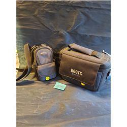 Roots camera case, Optex camera case