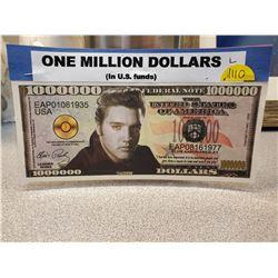 One Million Dollars (Elvis Presley)