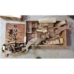 Lot Of Misc. Antique Tools