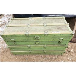 "Steamer Trunk 36"" W 18""D 20"" H"