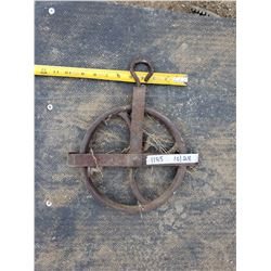 """8"""" Well Pulley"""