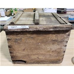 Primitive Egg Crate - Made from Apple Box