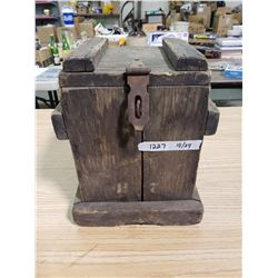 WWI Ammo Box