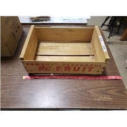 B.C. Fruit Box