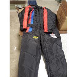 """Vintage """"Newface"""" XL Snowmobile Suit - Brand New"""