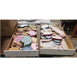 2 Boxes Craft Items