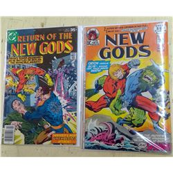 NEW GODS 5 AND 14