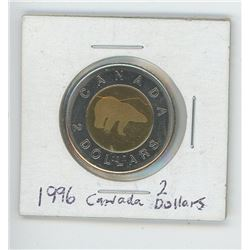 1996 Canada 2 Dollar - Good Condition