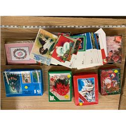 4 Boxes of Christmas Cards