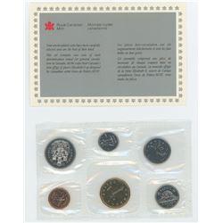 1990 6-coin Proof Like set.