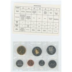 1998W 7-coin Proof Like set.
