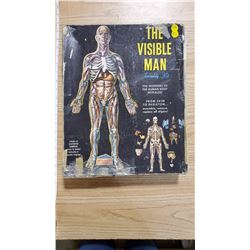 'THE VISIBLE MAN' 1959 PLASTIC MODEL & INSTRUCTIONS