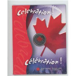 2004 Canadian Celebration Quarter