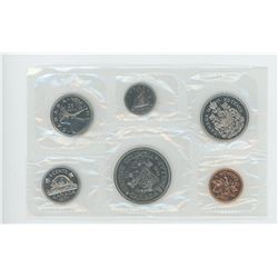 1971 7 Coin Proof Set