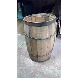 One Wooden Nail Keg