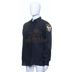 "Amazing Spider-Man 2, The - ""Oscorp"" Security Guard Shirt – A445"