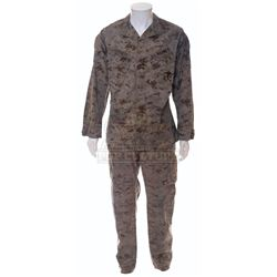 Battle Los Angeles – Cpl. Jason Lockett's (Cory Hardrict) US Marines Uniform – A388