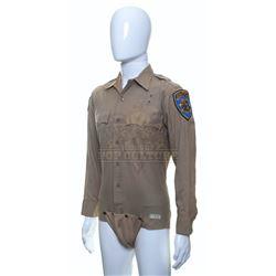 CHiPs (TV) – California Highway Patrol Officer Shirt – A492
