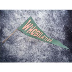 "How the Grinch Stole Christmas – Prop ""Whobilation"" Flag – A439"