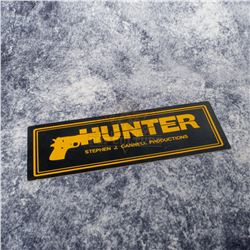 Hunter (TV) - Crew Parking Pass – A328