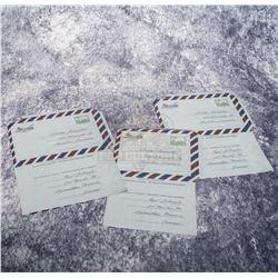 Jumanji – Nigel Billingsley's Handwritten Practice Letters to Dr. Smolder Bravestone – A433