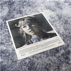Jurassic Park - Ariana Richards Autographed Press Photo – A324