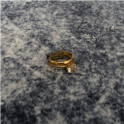 Married... with Children (TV) - Peggy Bundy's (Katey Sagal) Wedding Rings – A325