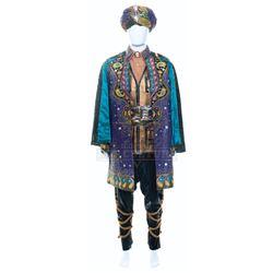 Mystery Men – Blue Raja's (Hank Azaria) Superhero Costume– A432