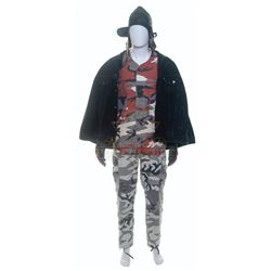 Mystery Men – Invisible Boy's (Kel Mitchell) Costume – A424