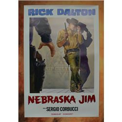 """Once Upon a Time... in Hollywood – """"Nebraska Jim"""" Poster – 2349"""