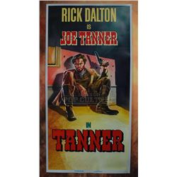 """Once Upon a Time... in Hollywood – """"Tanner"""" Poster – 2357"""
