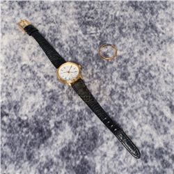Private Parts – Alison Stern's (Mary McCormack) Wedding Band & Wrist Watch – A292