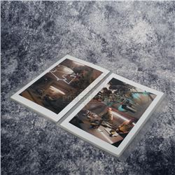 """Prometheus – Prometheus' """"Mess Room"""" Continuity Book – A315"""