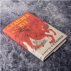 """Rebel in the Rye - J.D. Salinger's """"The Catcher in the Rye"""" Novel (Nicholas Hoult) – A65"""