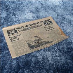 Rocketeer, The – Prop Newspaper – A240