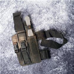 Starship Troopers – Mobile Infantry Knife Belt & Knife – A341