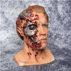 Terminator 2: Judgment Day - T-800 Make-up Test Head – A60