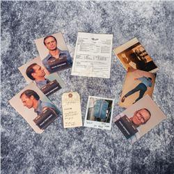 Tie That Binds, The – John Netherwood's (Keith Carradine) Mugshot Photographs – A303