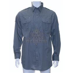 Timeless (TV) – Mason Industries Security Officer Shirt – A293