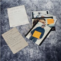 Vertical Limit - Peter Garrett (Chris O'Donnell) Continuity Photos & Notes – A386