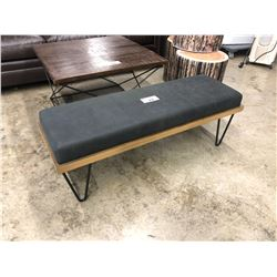 4' PADDED ACCENT BENCH