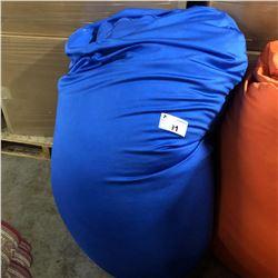 BLUE JAXX SACKS BEAN BAG CHAIR