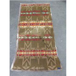 """Pendleton Wool Lap Blanket 59 1/2 L X 30"""""""