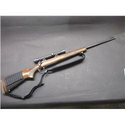 "Winchester  Model 70 Bolt Action Rifle- .30- 06- 24"" Barrel- Antique Scope-Sling- Stock Ammo Sleeve-"
