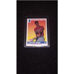 1991 Score Chipper Jones Rookie