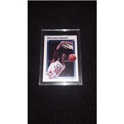 1991 Hoops Michael Jordan