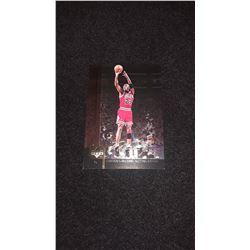 1999 Upper Deck Michael Jordan 5x7 Insert