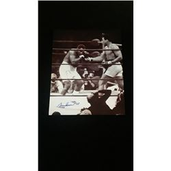 Muhammad Ali  Autograph 8x10 Photo W/COA