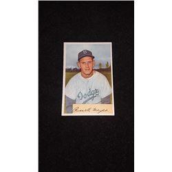 1954 Bowman Russ Meyer