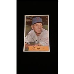 1954 Bowman Paul Minner